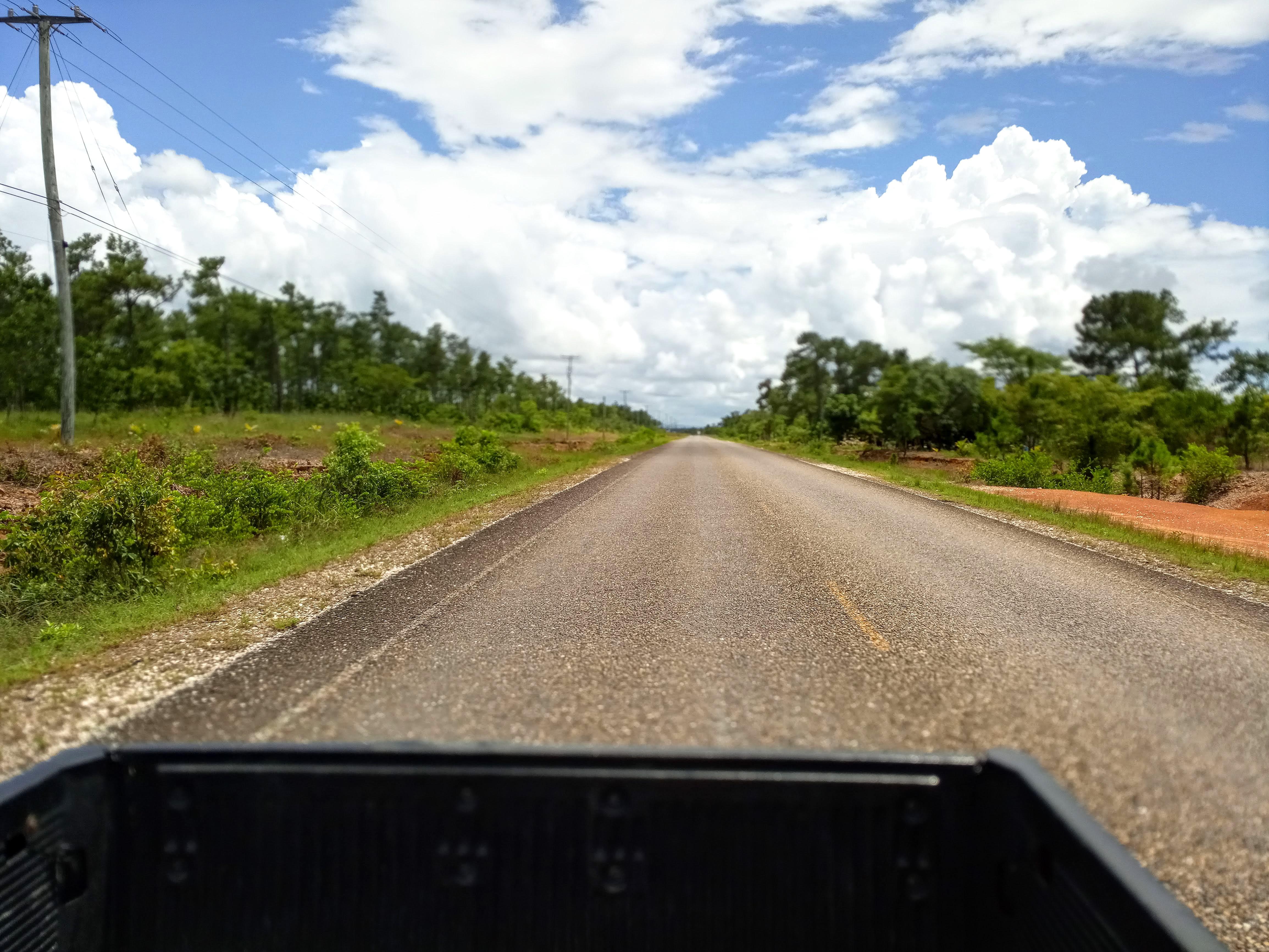 Podróżowanie na stopa – Belize